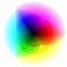 RGB Color Wheel (256 colors)